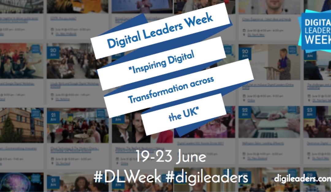 Digital Leaders Week 19th – 23rd June
